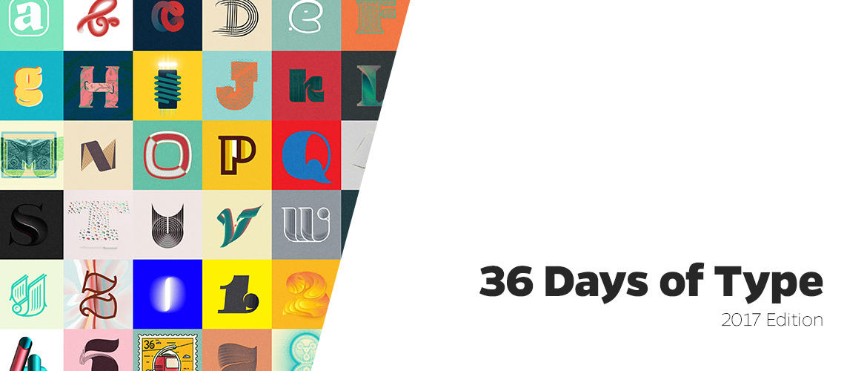 36 Days of Type – 2017